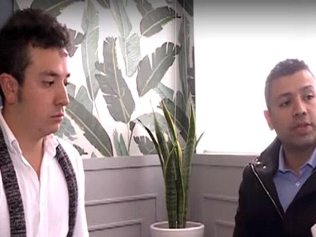 EXCLUSIVO | Hablan creadores de aplicativo de servicio ilegal de 'taxi' en moto