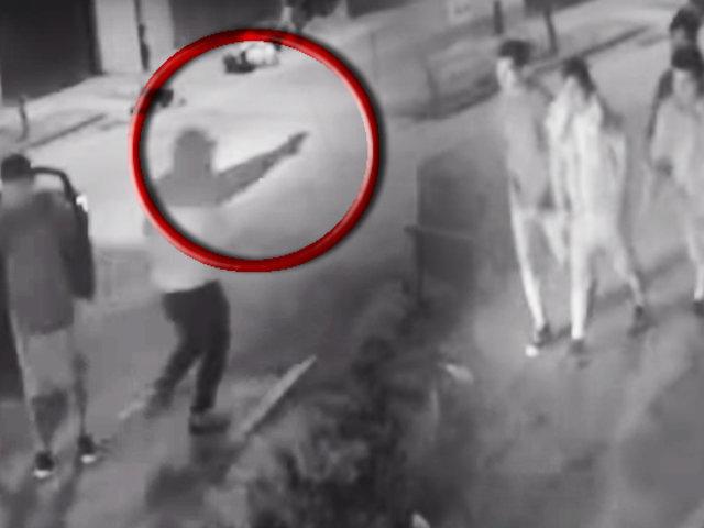 Los Olivos: dos jóvenes resultan heridos de bala en intento de asalto