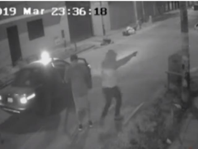 Asalto en Los Olivos: vecina relató cómo dos jóvenes heridos de bala le pidieron ayuda