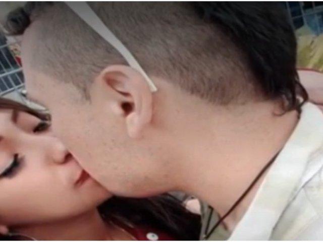 VMT: sujeto arranca de una mordida el labio de su pareja y desfigura su rostro