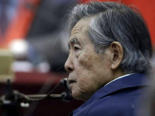 Indulto a Fujimori: rechazan habeas corpus presentado por César Nakasaki