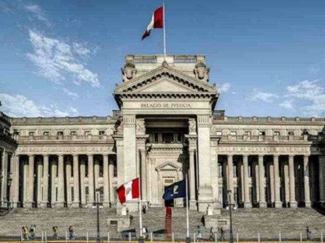 Elecciones 2020: trabajadores del PJ garantizan entrega de antecedentes de candidatos  pese a huelga