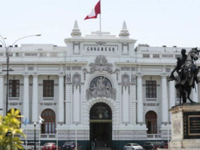 Congreso: auditoría revela pagos irregulares a 10 funcionarios de confianza