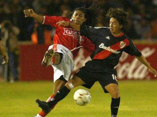 Copa Libertadores: el día en el que Cienciano le ganó una final al DT de River