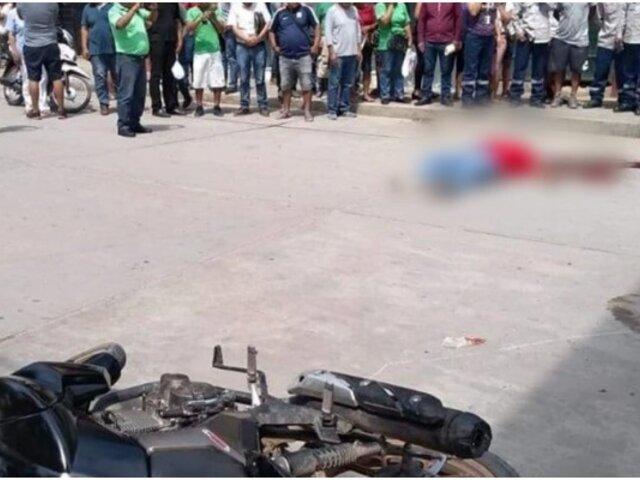 Junín:  policía fue asesinado a balazos cuando intervino en un robo