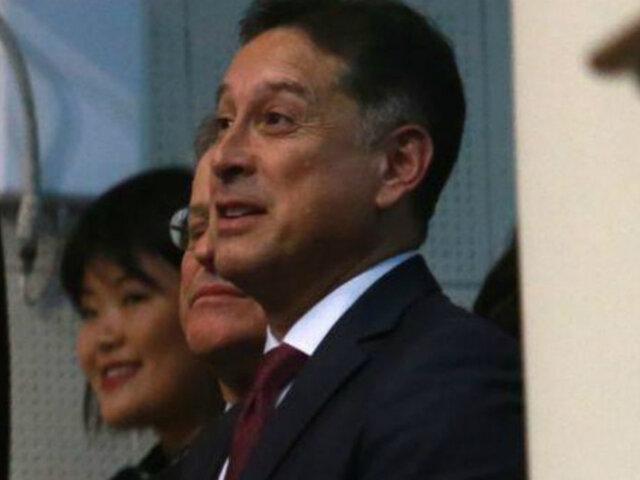 Gerardo Sepúlveda: exsocio de PPK declarará el miércoles 27 ante equipo Lava Jato