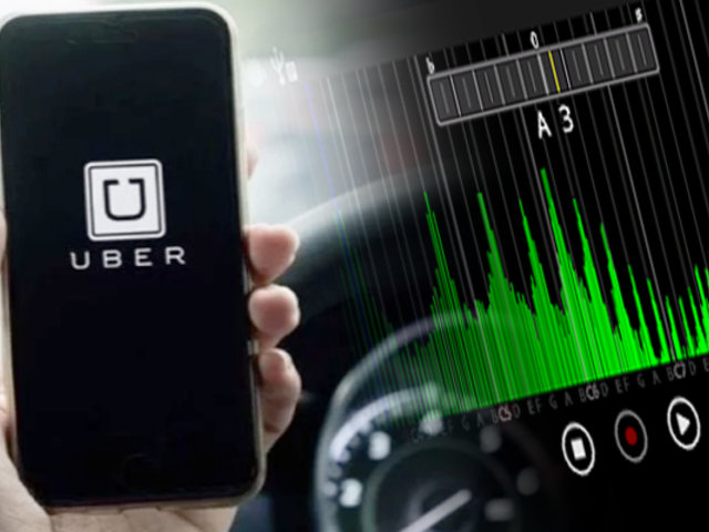 UBER comenzará a grabar las conversaciones de pasajeros y choferes