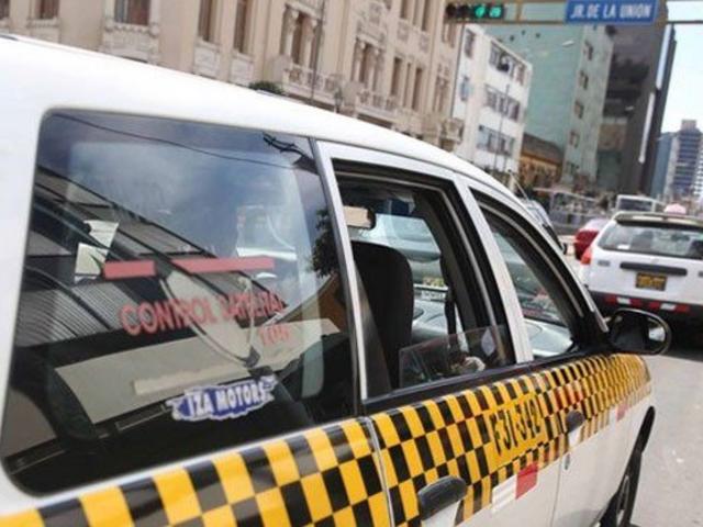 Retienen a menores que 'cogotearon' y asaltaron a taxista por aplicativo en el Callao