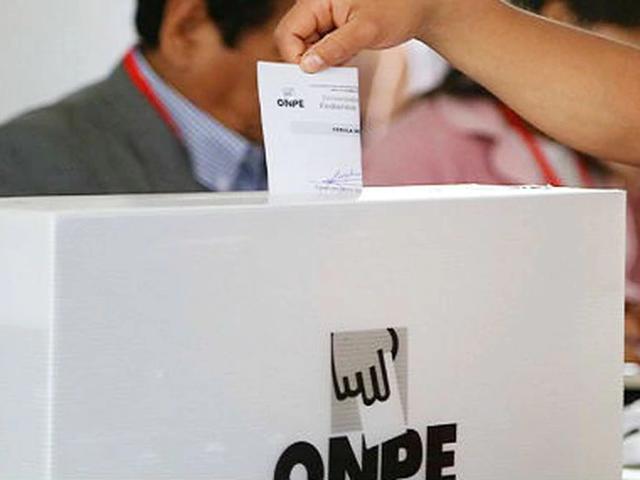 JNE: Plantean que elecciones internas en partidos sean entre el 14 y 22 de noviembre