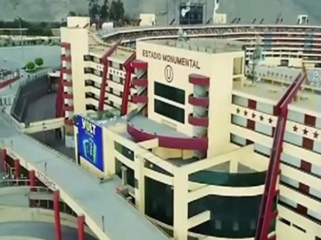 Copa Libertadores: roban equipos tecnológicos al interior del Estadio Monumental