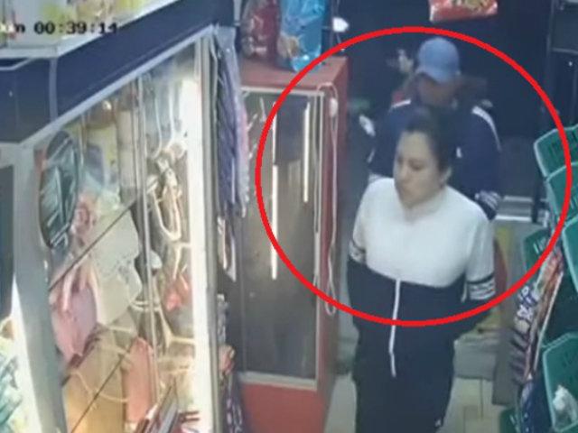 Comas: hampones armados roban más de 700 soles de minimarket