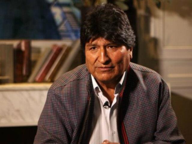 Asilo de Evo Morales afectaría relación diplomática entre Bolivia y Argentina
