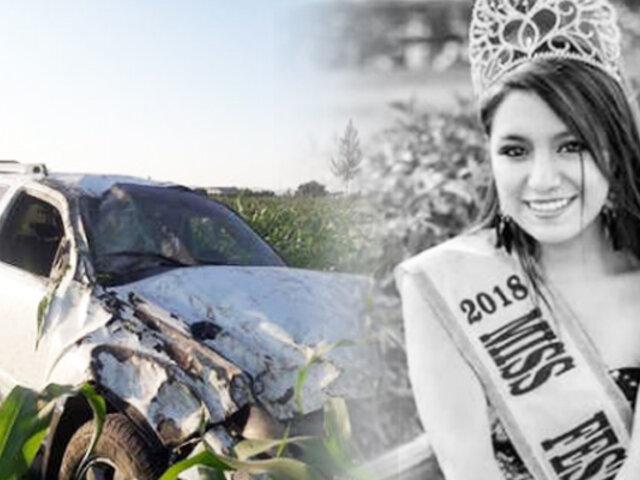 Arequipa: detienen a dos policías por muerte de exreina de belleza