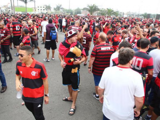 Flamengo reporta tres jugadores infectados con coronavirus