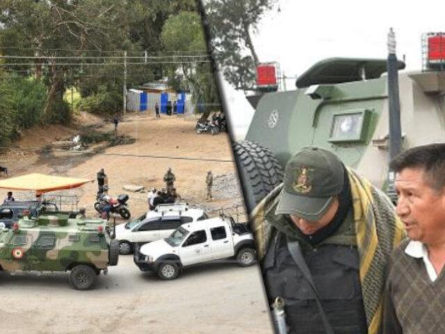 Bolivia: liberan a militares y al alcalde de Cochabamba retenidos por pobladores