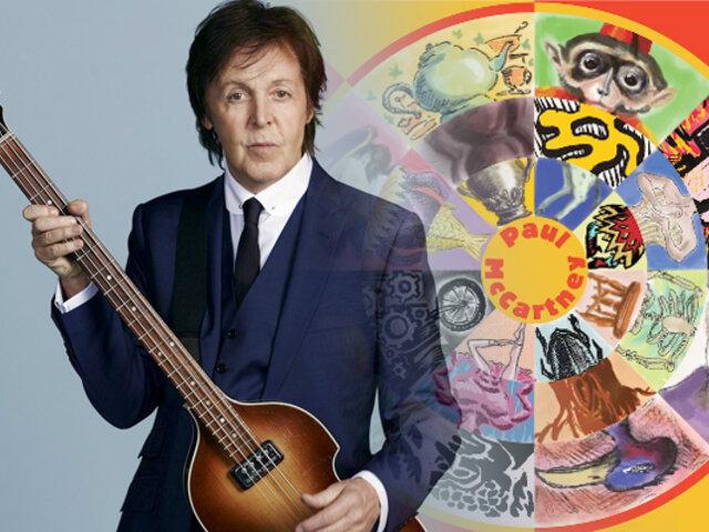 Paul McCartney publica sorpresivamente dos nuevas canciones