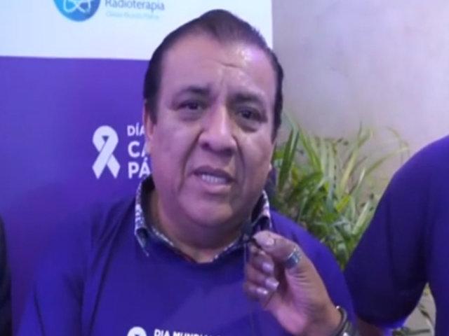 Cáncer de páncreas: Manolo Rojas recuerda muerte de su padre y advierte sobre enfermedad