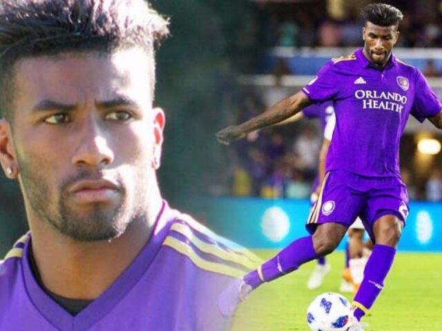 Carlos Ascues: Orlando City no le renovará contrato al jugador peruano