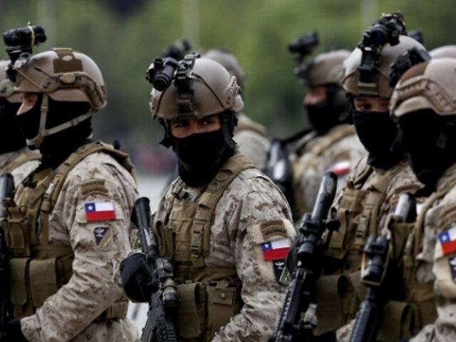 Chile: Piñera anuncia ley para que militares salgan a las calles por