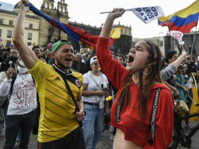 """Colombia: hoy se realizará """"marcha contra el paquetazo de Iván Duque"""""""