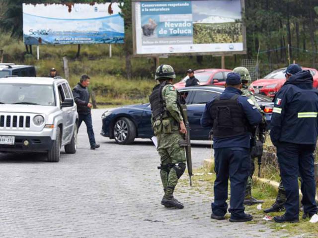 Actor mexicano y un ciudadano francés fueron secuestrados en parque recreativo