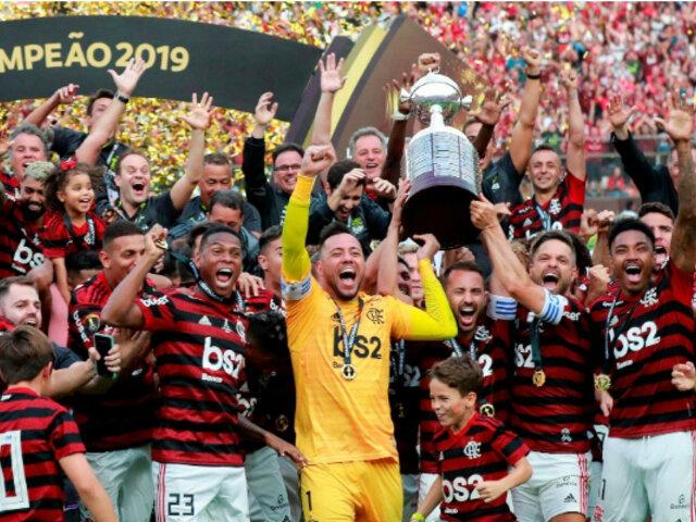Conmebol felicita al Perú por la organización de la final de Copa Libertadores