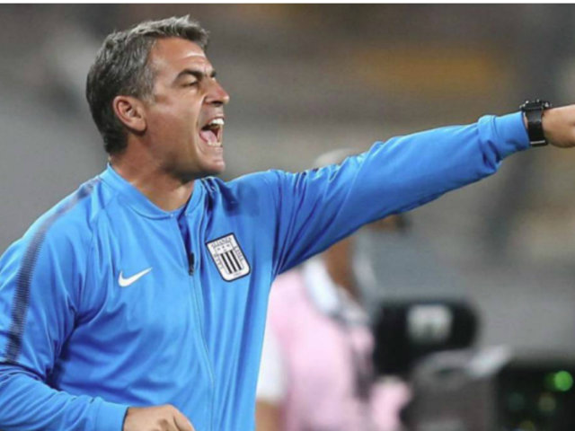 OFICIAL: Pablo Bengoechea seguirá siendo entrenador de Alianza durante el 2020