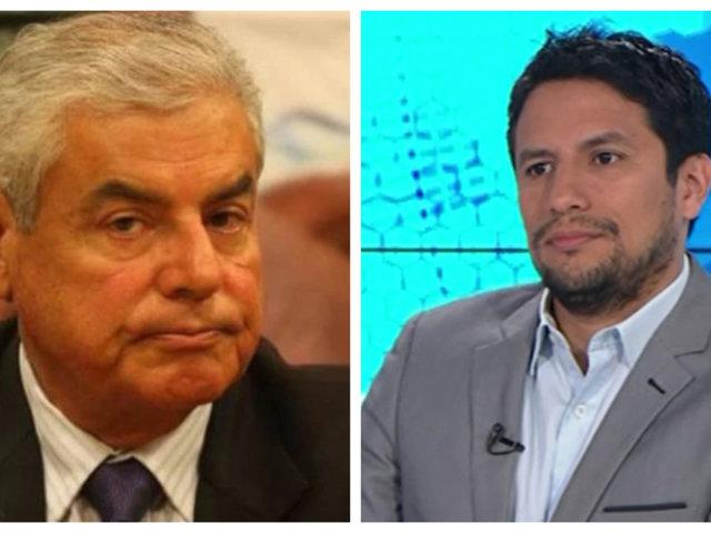 Vásquez sobre Villanueva: Fiscal Juárez podría pedir prisión preventiva en estos días