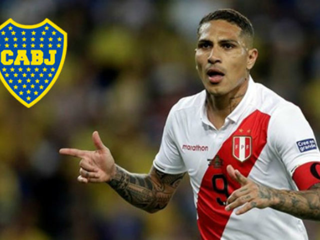 Fin de las negociaciones: ¿Por qué Paolo Guerrero no llegó a Boca Juniors?