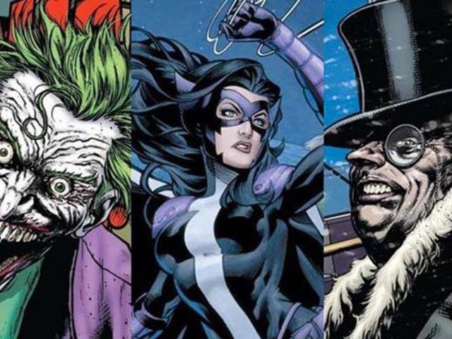 """Tras éxito de """"Joker"""", Warner planea más películas de villanos de Batman"""