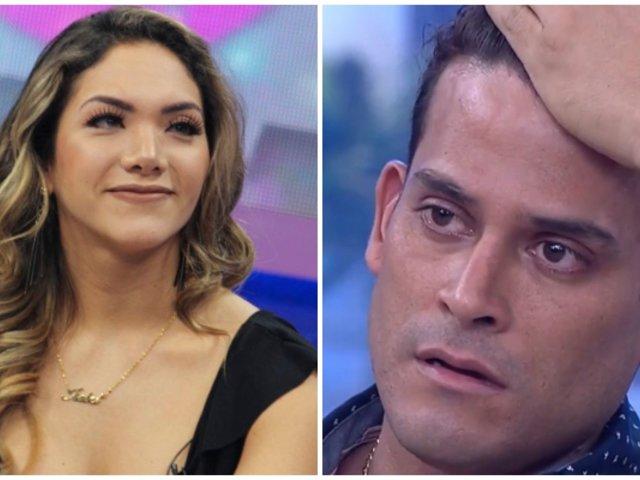 Isabel Acevedo reveló que se quedará con al menos una de las camionetas de Christian Domínguez