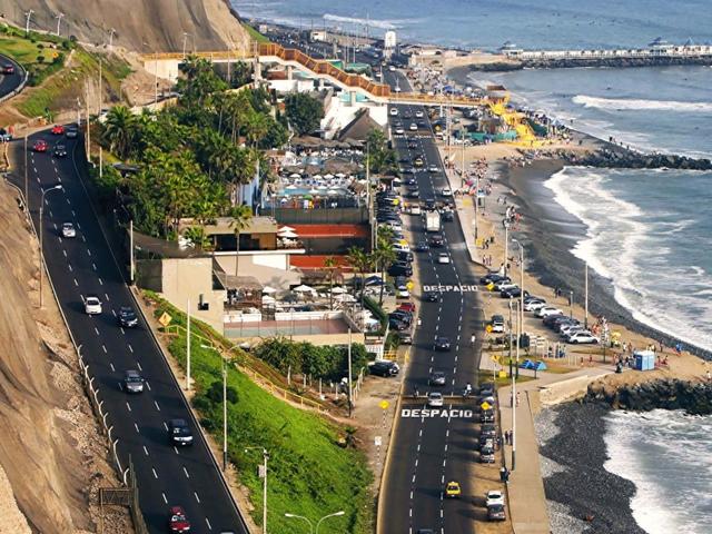 Costa Verde: velocidad máxima para circular en esta vía será 60 kilómetros por hora