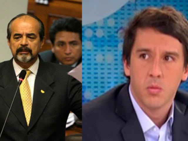 Elecciones 2020: JEE declaró improcedente candidaturas de Mulder y Garrido Lecca