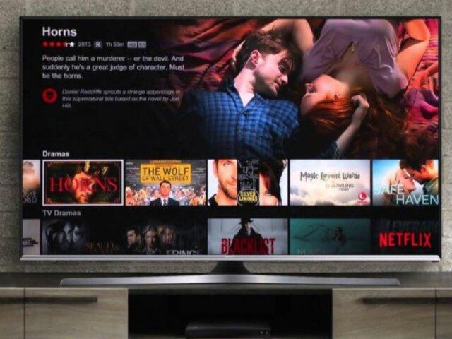 Atención: Netflix dejará de funcionar en estos televisores desde diciembre