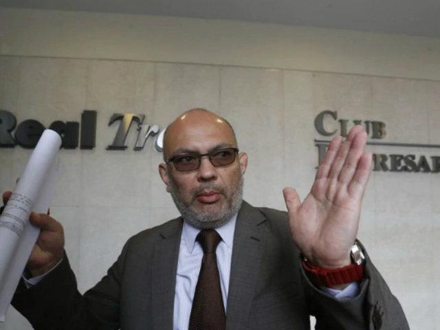 Abogado de la Confiep dejó en claro que están colaborando plenamente con la diligencia fiscal