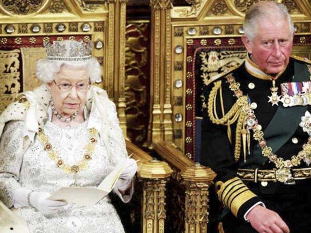 Reino Unido: Isabel II planea una transición con Carlos como príncipe regente