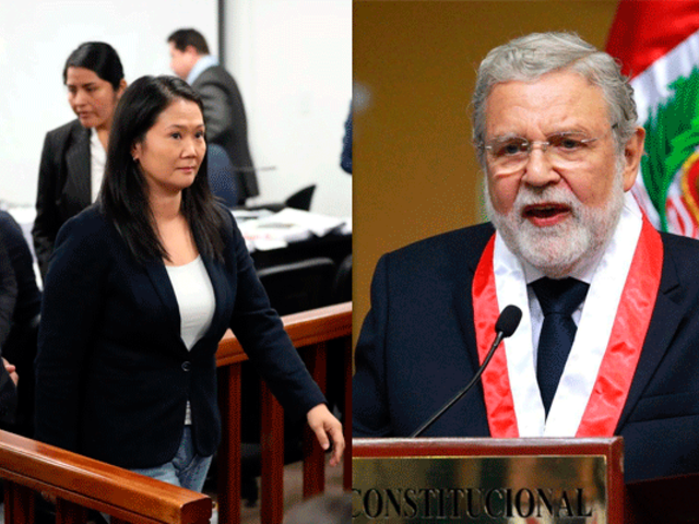 Keiko Fujimori: TC sostiene que sentencia