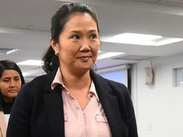 Keiko Fujimori en libertad: lideresa de Fuerza Popular visitó a su madre Susana Higuchi
