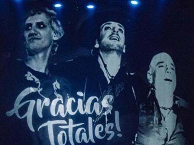 Soda Stereo: concierto en Lima para el 2020 vende 9,500 entradas en su primer día