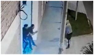 Trujillo: persiguen a balazos a empresario para robarle 28 mil soles