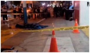 Callao: bombero falleció tras caer de quinto piso de compañía Unión Chalaca