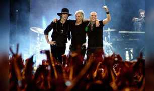 Comenzó venta de entradas para concierto de Soda Stereo en Lima