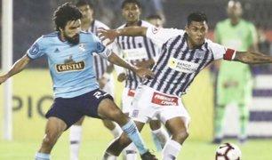 Sporting Cristal enfrentará a Alianza Lima en la octava jornada del Torneo Apertura