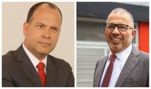 Eduardo Guzmán es designado como presidente de IRTP en reemplazo de Hugo Coya