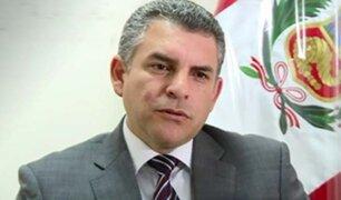 Rafael Vela: Gálvez tiene conducta clara de ataque