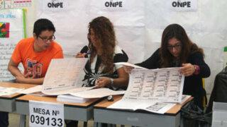 Elecciones 2020: Sorteo de miembros de mesa ya tiene fecha