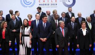 COP25 inicia con clamor urgente para detener cambio climático