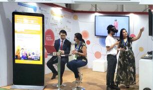 CADE 2019: Proyecto Bicentenario llevó experiencia de realidad virtual a asistentes