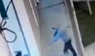 Trujillo: 'marcas' asaltan y disparan contra empresario