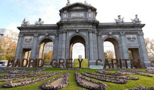 COP25: Greenpeace modificó lema para denunciar prácticas poco amigables con el ambiente